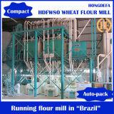 Moinho de farinha do trigo 60 toneladas por o dia