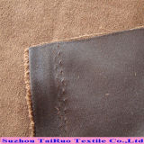 Sofa MakingおよびFurniture CoverのためのMicrofiber Suede