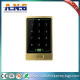 Control de acceso impermeable del metal genérico de la puerta con el telclado numérico