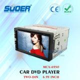 6.95 reproductores de DVD universales del coche del estruendo de la pulgada 2/vídeo del coche (MCX-6950)