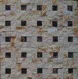 [300300مّ] ريفيّة [بويلدينغ متريل] رخام فسيفساء حجارة قرميد مع تصميم خاصّ ([فسّد021])