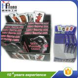 Cartões cheios de /Playing do póquer da impressão
