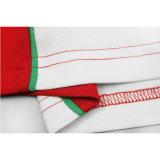 T-shirt van Twee van de Toon van China de In het groot Korte van de Koker Sporten van de Polyester