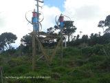 격자 묶인 시스템을%s 2000W Maglev 바람 발전기