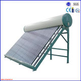 圧力ステンレス鋼の太陽給湯装置無し