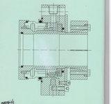 Guarnizione meccanica non standard con la pompa dell'incollatura (HT1)