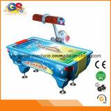 Máquina de juego de fichas de vector de juego de hockey del aire