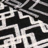 Ткань полиэфира 45%Wool 55% шерстяная для одежды