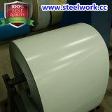 La qualité PPGI/PPGL/Gi/Gl a enduit la tôle d'une première couche de peinture d'acier galvanisée (CC-07)