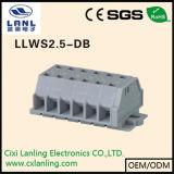 Блоки весны PCB Llm736-5.0 терминальные