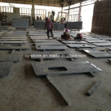 Chinese G439 Cream Pearl Granite Countertops for Kitchen in USA Hotel Project