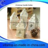 Support de bougie créateur en gros en métal pour le jour de Noël/décoration à la maison