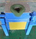 печь топления индукции 45kw 40kg низкочастотная для алюминия