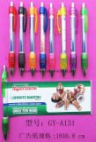 De plastic Pen van het Broodje van de Douane voor de Giften van de Bevordering