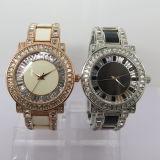 方法腕時計の安いギフトの腕時計男性用女性の水晶腕時計