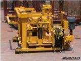 Pequena máquina de fazer tijolos de choque hidráulico