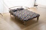 Tela Sofá cama, Sofá cama plegable con Horizontal Brochadora Sofá Funcional