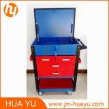 5 Drawer Serviço de Rolo Cart, 580-Pound Capacity