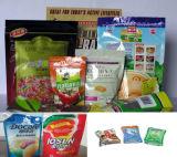 Nahrung datiert vollautomatische Reißverschluss-Tasche Drehverpackungsmaschine