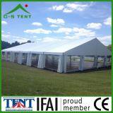 Большой алюминиевый шатер укрытия 15m дождя партии рамки Поляк
