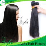 Cabelo humano brasileiro de cabelo reto da ponta da qualidade superior