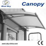 Balcony Fans (B900-1)를 위한 금속 Fiberglass Awning