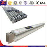 낮은 Voltage Copper Aluminum Power Distribution Sandwich Busbar Trunking System 또는 Compact Busduct