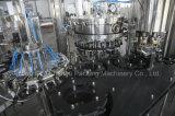 Instalación de producción suave carbónica de la bebida