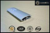 Persianas enrollables de aluminio Gl1016 Perfil Ventana Decoración Rail