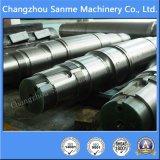 Asta cilindrica eccentrica dell'acciaio inossidabile
