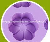 Инструмент Sc34 выпечки подноса кубика прессформы шоколада силикона 6 цветков