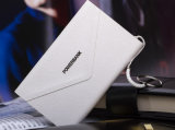 Caricatore portatile 5000mAh di Keychain del metallo ultra sottile misura per SONY HTC Samsung