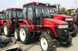 50HP Farm Tractor 4WD of 2WD met Canopy of Cabin
