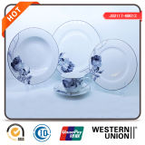 20PCS Handpainting Dinner Set Ceramic with Plate Mug Coffee Cup