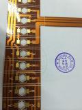 Doble lado Longth 382mm Flex PCB / FPC sin torsión visual