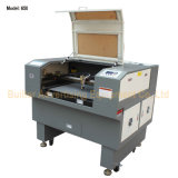 Máquina de grabado de cuero del laser