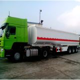 Chengli ha avanzato il rimorchio del serbatoio di combustibile di standard europeo semi da vendere