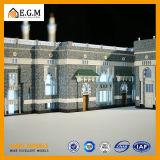 Het mooie Model van het Openbaar gebouw/Model/Woon Model van de Bouw/Allerlei De Vervaardiging van Tekens