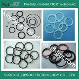 Fabrik-Großverkauf kundenspezifische Silikon-Gummi-Ring-Dichtungen