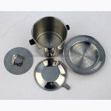 ベトナムの滴りのコーヒーメーカー、ステンレス鋼のコーヒーDripper、コーヒーメーカー