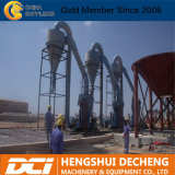 Poudre de gypse de construction faisant la centrale à partir de la Chine