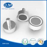 Permanenter Neodym-Potenziometer-Magnet für Metallaufbau