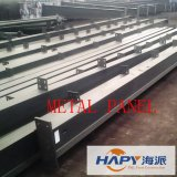 Metal pré-fabricado Panel em Steel Construction From China Manufacturer