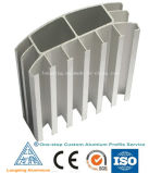 Perfil da liga de alumínio para a porta do alumínio do material de construção