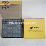 Segment van de Diamant van het Blok van China het Scherpe voor het Scherpe Zandsteen van het Basalt van het Graniet