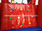 Aufblasbarer Held-Prahler mit Plättchendem aufblasbaren S-Pider-Man kombiniert für Kind