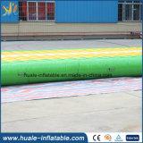 PVC防水シートの体操のマットレスのスポーツのゲームのための膨脹可能な空気トラック
