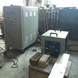 Machine de pièce forgéee employée couramment d'induction de chauffage d'extrémité de boulon (JLC-60)