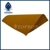 Lona impermeable Tb055 del petróleo de algodón