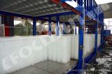 15 T/24h dirigono il blocco di ghiaccio del sistema che fa la macchina da vendere
